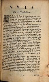 Les provinciales ou lettres écrites par Louis de Montalte à un provincial et aux. RR. PP. Jesuites
