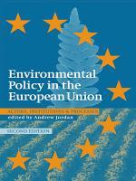 Environmental Policy in the EU PDF