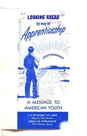 Looking Ahead by Way of Apprenticeship PDF