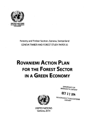 Rovaniemi Action Plan for the Forest Sector in a Green Economy PDF