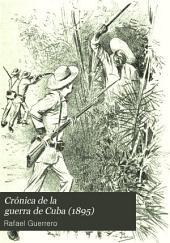 Crónica de la guerra de Cuba (1895): Volumen 5