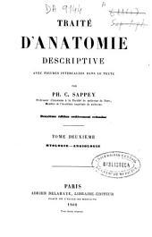 Traité d'anatomie descriptive: Myologie - Angiologie, Volume2