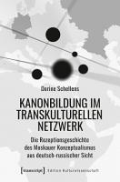 Kanonbildung im transkulturellen Netzwerk PDF