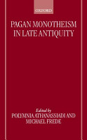 Pagan Monotheism in Late Antiquity PDF