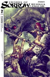 Swords of Sorrow: Red Sonja & Jungle Girl #2