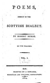 Poems, Chiefly in the Scottish Dialect: Volumes 1-2