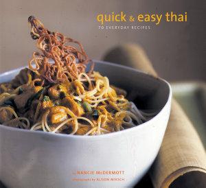 Quick   Easy Thai Book