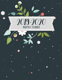 Download 2019 2020 Monthly Planner Book