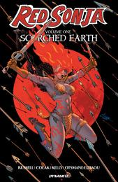Red Sonja Vol 1: Scorched Earth
