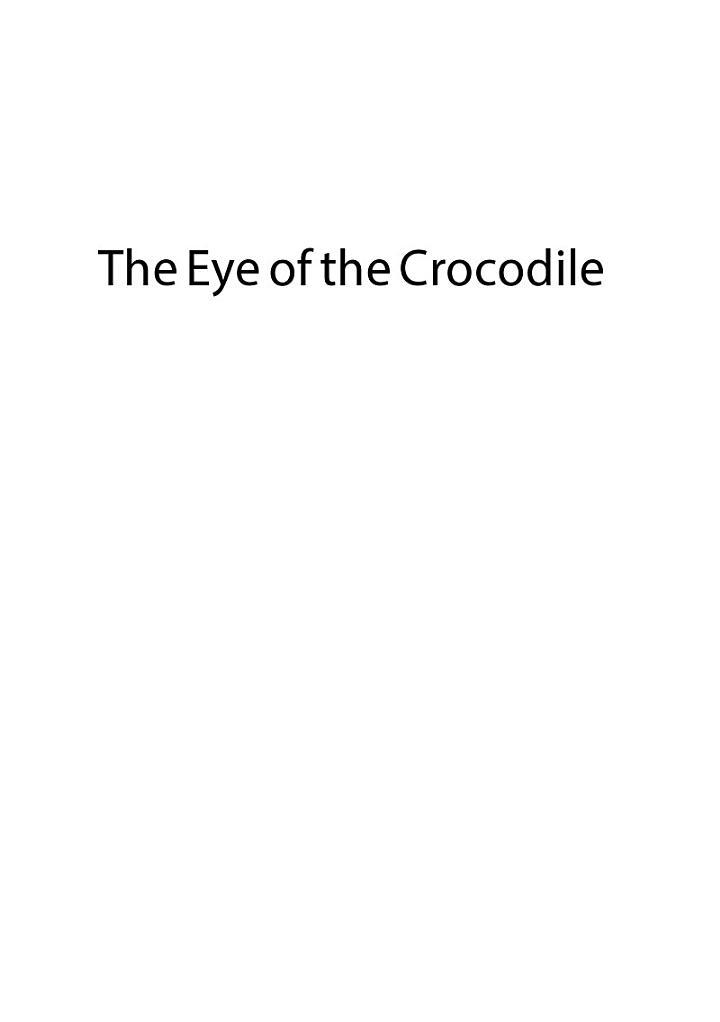 The Eye of the Crocodile