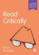 Read Critically