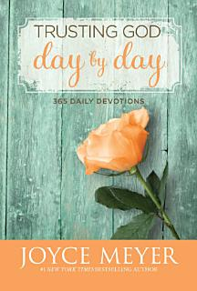 Trusting God Day by Day Book
