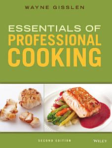 Essentials of Professional Cooking  2nd Edition Book