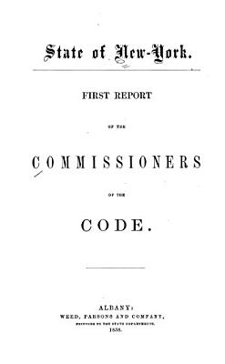 Report of the Commissioners of the Code PDF