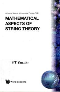 Mathematical Aspects of String Theory PDF