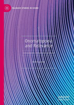 Onomatopoeia and Relevance