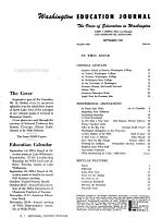 Washington Education PDF