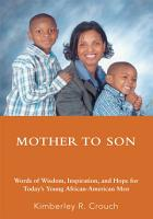 Mother to Son PDF