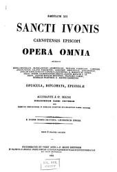 Patrologiae latina cursus completus ... series secunda: Volume 162