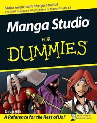 Manga Studio For Dummies PDF