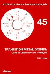 Transition Metal Oxides: Surface Chemistry and Catalysis