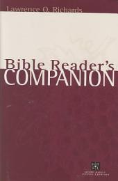Bible Reader's Companion