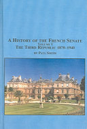 Download A History of the French Senate Book