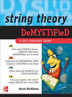 String Theory Demystified PDF