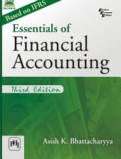 Essentials of Financial Accounting: BASED ON IFRS, Edition 3