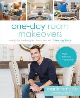 One Day Room Makeovers PDF