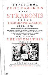 Strabonis Rerum geographicarum libri XVII