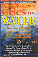 Your Body s Many Cries for Water Book