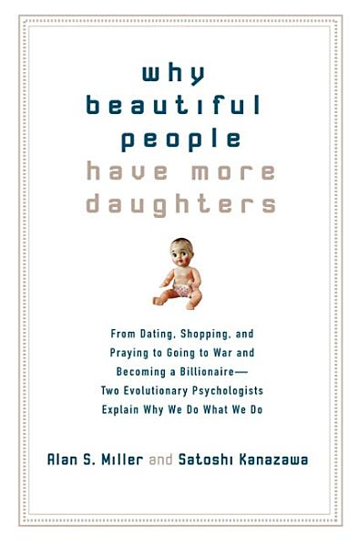 Why Beautiful People Have More Daughters PDF