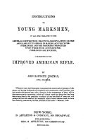 Instructions to Young Marksmen