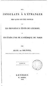 Manuel des consuls: Volume2,Partie2