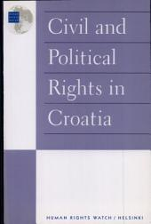 Civil and Political Rights in Croatia