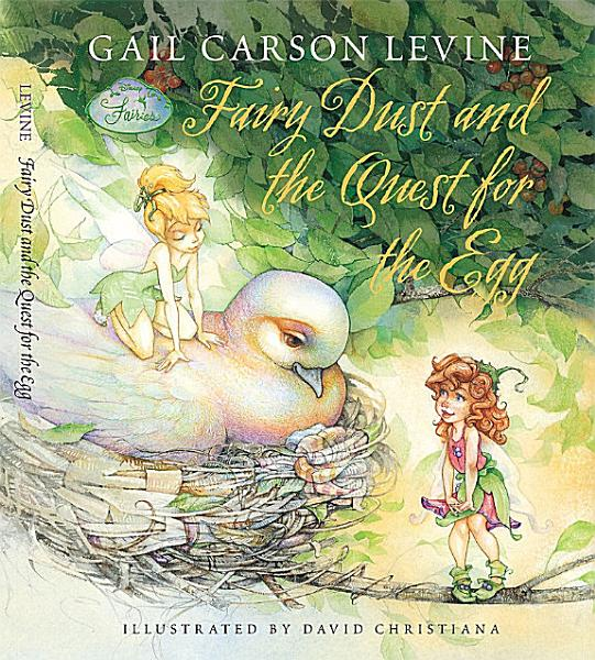 Download Fairy Dust and the Quest for the Egg Book