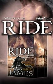 Ride: Maelíosa and Sage: BBW Paranormal Shape Shifter Romance (Puca Mates Season Three Box Set, Episodes 9-12)