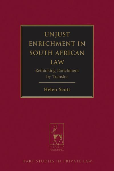 Unjust Enrichment in South African Law