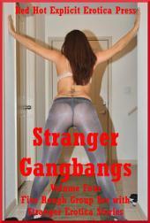 Stranger Gangs on Girls Volume Four: Five Explicit Stories