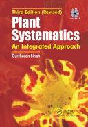 Plant Systematics PDF