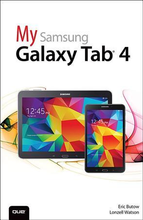 My Samsung Galaxy Tab 4 PDF