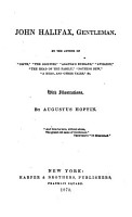 John Halifax  Gentleman PDF