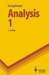Analysis 1: Ausgabe 3