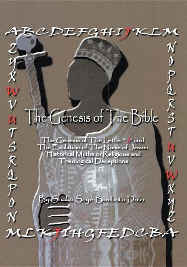 The Genesis of the Bible PDF