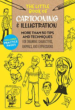 The Little Book of Cartooning   Illustration PDF