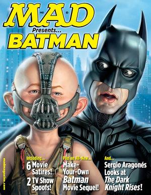 MAD Presents Batman  2012    1