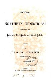 Notes on Northern Industries