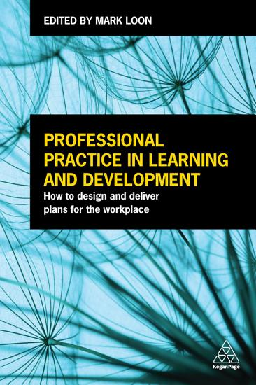 Professional Practice in Learning and Development PDF