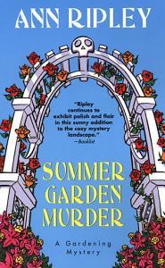 Summer Garden Murder Book